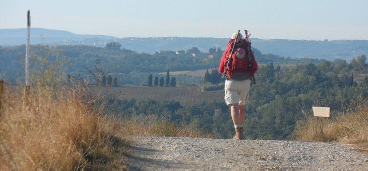 Nieuwe lezingen over onze voettocht naar Rome