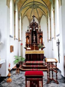 de kleine Sint Jan in Neerlangel
