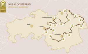 kaart-ons-kloosterpad