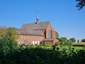 klooster in Sint Agatha